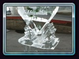 048 Ice Carving of heart 2